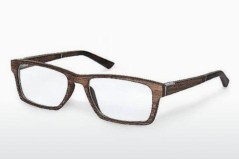 Lunettes design Wood Fellas Maximilian (10901 walnut)