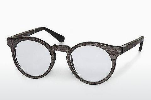 Lunettes design Wood Fellas Stiglmaier (10902 black oak)