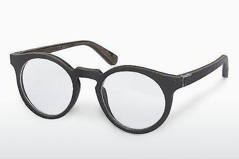 Lunettes design Wood Fellas Stiglmaier (10908 black)