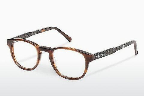 Lunettes design Wood Fellas Bogenhausen (10926 ebony/havana)