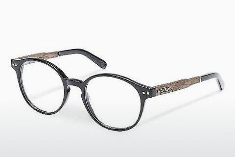 Lunettes design Wood Fellas Solln (10929 walnut/black)
