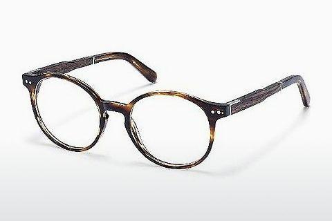 Lunettes design Wood Fellas Solln Premium (10935 ebony/havana)