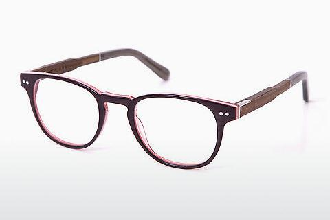 Lunettes design Wood Fellas Bogenhausen (10936 walnut)