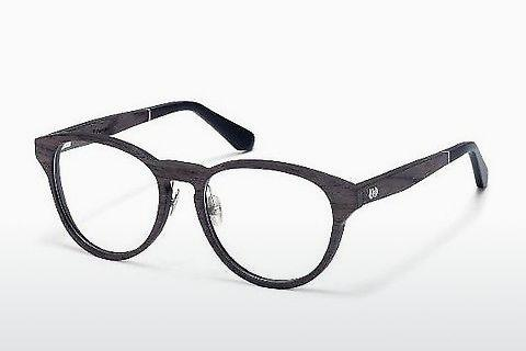 Lunettes design Wood Fellas Wernstein (10938 black oak)