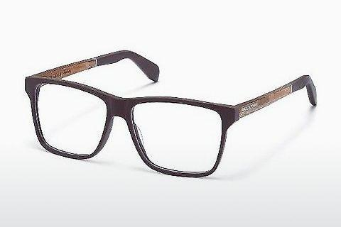 Lunettes design Wood Fellas Kaltenberg (10940 zebrano)