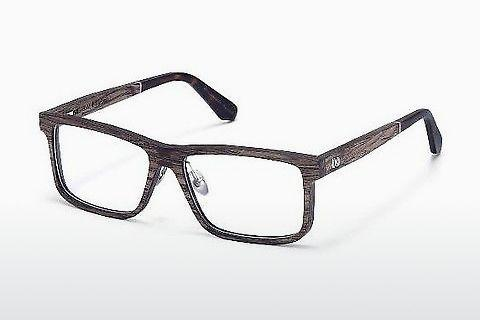 Lunettes design Wood Fellas Eisenberg (10943 walnut)