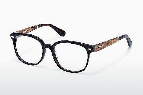 Lunettes design Wood Fellas Rosenberg (10945 zebrano)