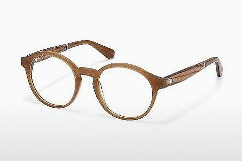 Lunettes design Wood Fellas Werdenfels (10951 zebrano)