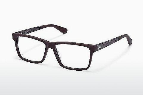 Lunettes design Wood Fellas Hohenaschau (10952 black oak)