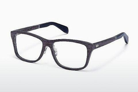 Lunettes design Wood Fellas Schwarzenberg (10954 black oak)