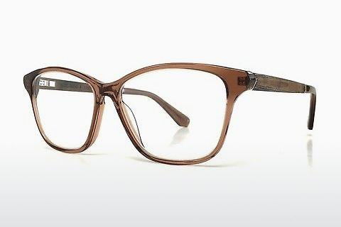 Lunettes design Wood Fellas Lustheim (10963 curled)