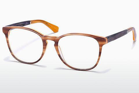 Lunettes design Wood Fellas Greifenberg (10964 black oak)