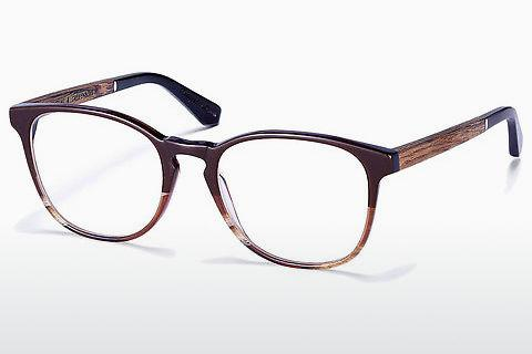 Lunettes design Wood Fellas Greifenberg (10964 walnut)