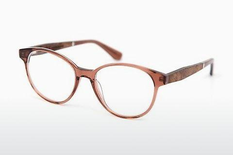 Lunettes design Wood Fellas Haldenweg (10972 curled/solid brw)