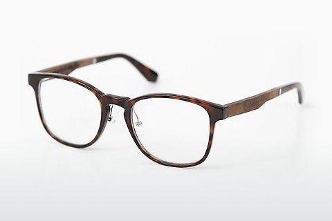 Lunettes design Wood Fellas Friedenfels (10975 curled/havana)