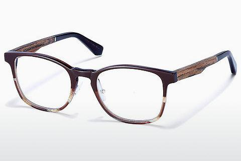 Lunettes design Wood Fellas Friedenfels (10975 walnut)