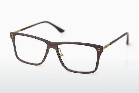 Lunettes design Wood Fellas Kipfenberg (10989 black oak)