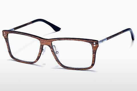 Lunettes design Wood Fellas Kipfenberg (10989 walnut)