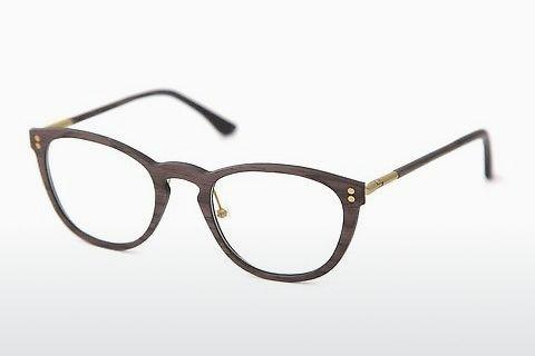 Lunettes design Wood Fellas Freienstein (10991 black oak)