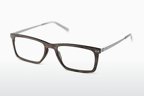 Lunettes design Wood Fellas Maximilian Air (10996 black oak)
