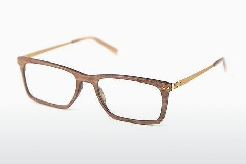 Lunettes design Wood Fellas Maximilian Air (10996 walnut)