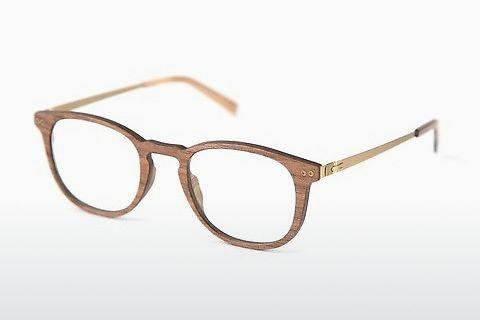 Lunettes design Wood Fellas Bogenhausen Air (10997 walnut)