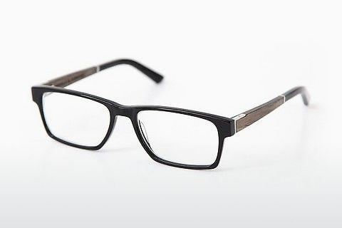Lunettes design Wood Fellas Maximilian (10999 black oak/black)