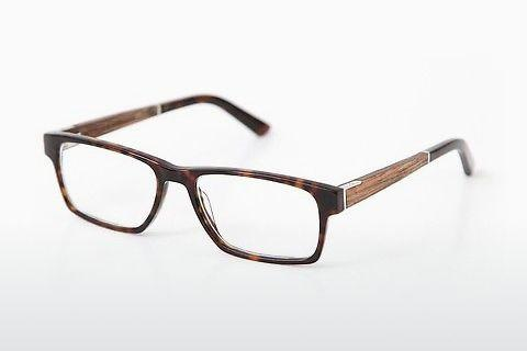 Lunettes design Wood Fellas Maximilian (10999 walnut/havana)