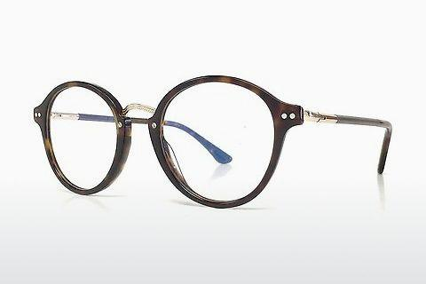 Lunettes design Wood Fellas Loewenburg (11011 walnut/havana)