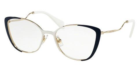 Lunettes design Miu Miu Core Collection (MU 51QV VYE1O1)