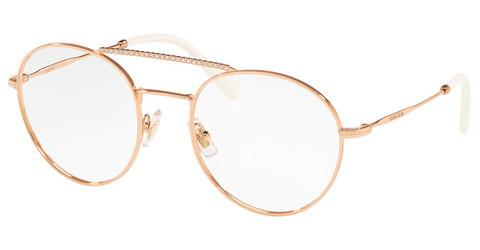 Lunettes design Miu Miu CORE COLLECTION (MU 51RV SVF1O1)
