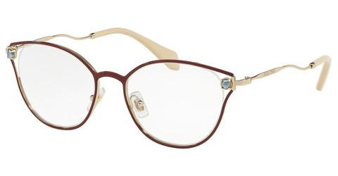 Lunettes design Miu Miu CORE COLLECTION (MU 53QV CCG1O1)