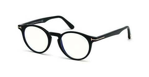 Lunettes design Tom Ford FT5557-B 020