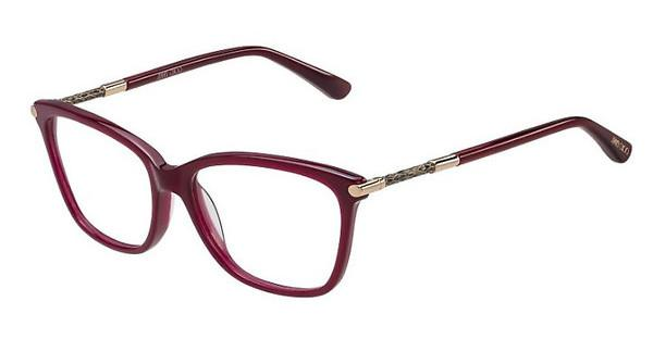 Jimmy Choo   JC133 J5N BURGUNDY