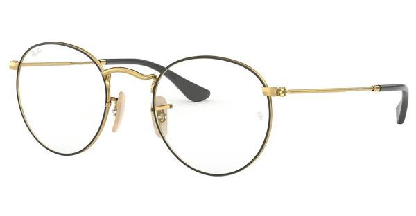 Ray-Ban   RX3447V 2991 GOLD ON TOP BLACK