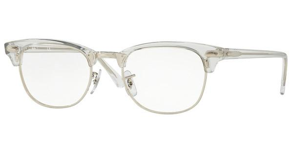 Ray-Ban   RX5154 2001 WHITE TRASPARENT