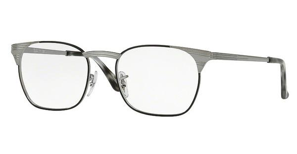 Ray-Ban   RX6386 2901 GUNMETAL TOP BLACK