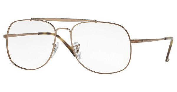 Ray-Ban   RX6389 2531 LIGHT BROWN