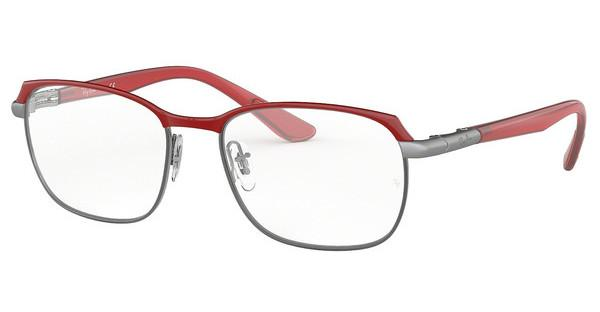Ray-Ban   RX6420 2977 GUNMETAL TOP BORDEAUX