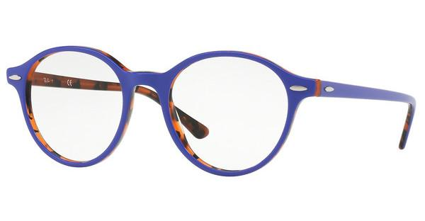 Ray-Ban   RX7118 5716 TOP VIOLET ON HAVANA ORANGE