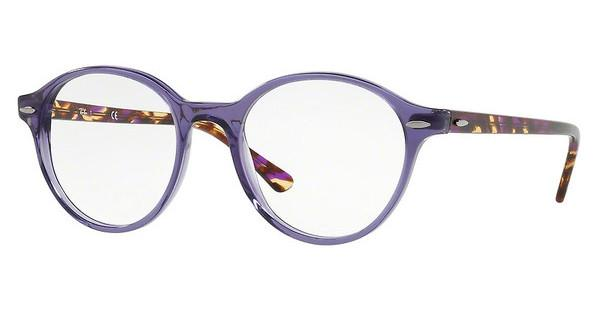 Ray-Ban   RX7118 8020 TRASPARENT VIOLET