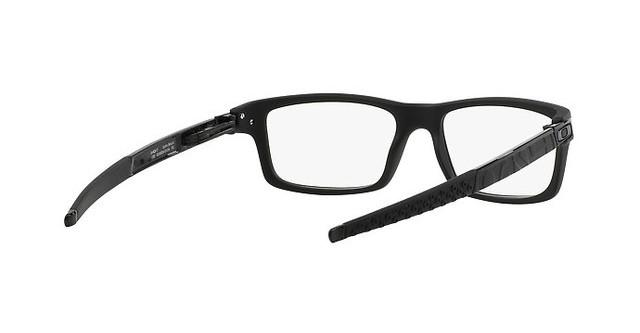 oakley currency satin black grand optical