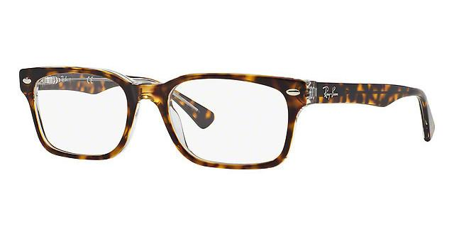 Lunettes Ray Ban RX5286 Highstreet 5082 Top Havana On
