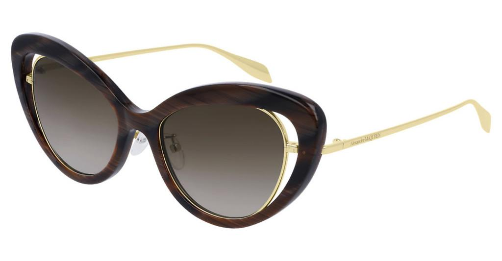 Alexander McQueen   AM0223S 003 BROWNBROWN