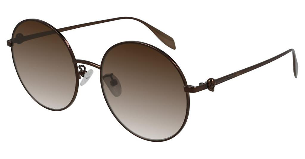 Alexander McQueen   AM0275S 002 BROWNBROWN