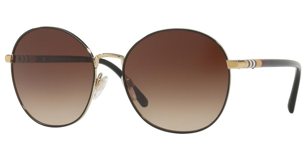 Burberry   BE3094 114513 BROWN GRADIENTLIGHT GOLD