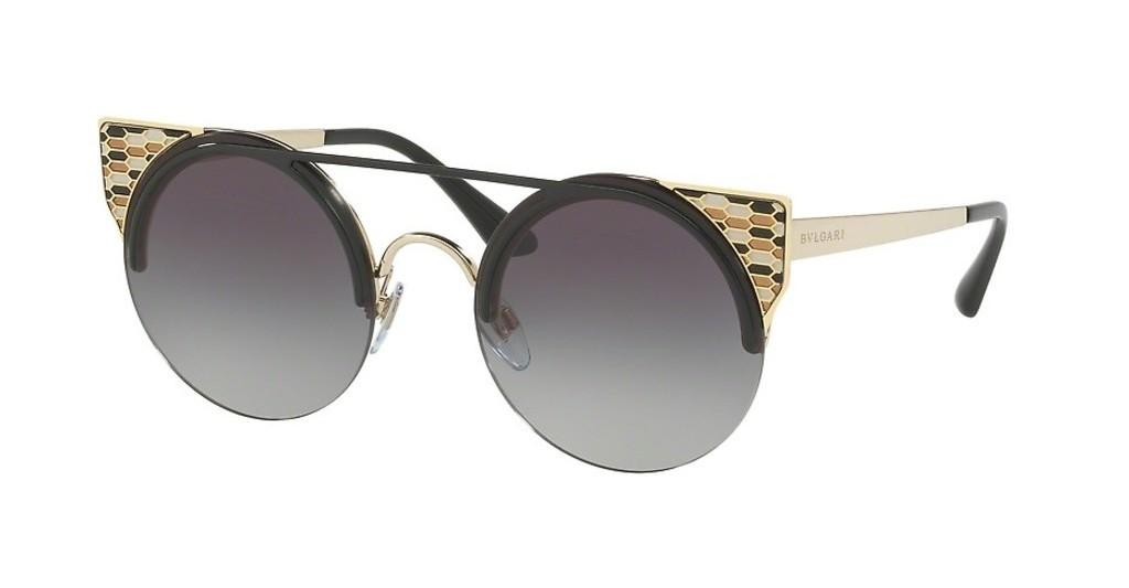 Bvlgari   BV6088 20188G GREY GRADIENTBLACK/PALE GOLD