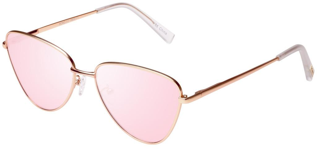 Le Specs   ECHO LSP1802171 PINK TINT MIRRORMATTE ROSE GOLD