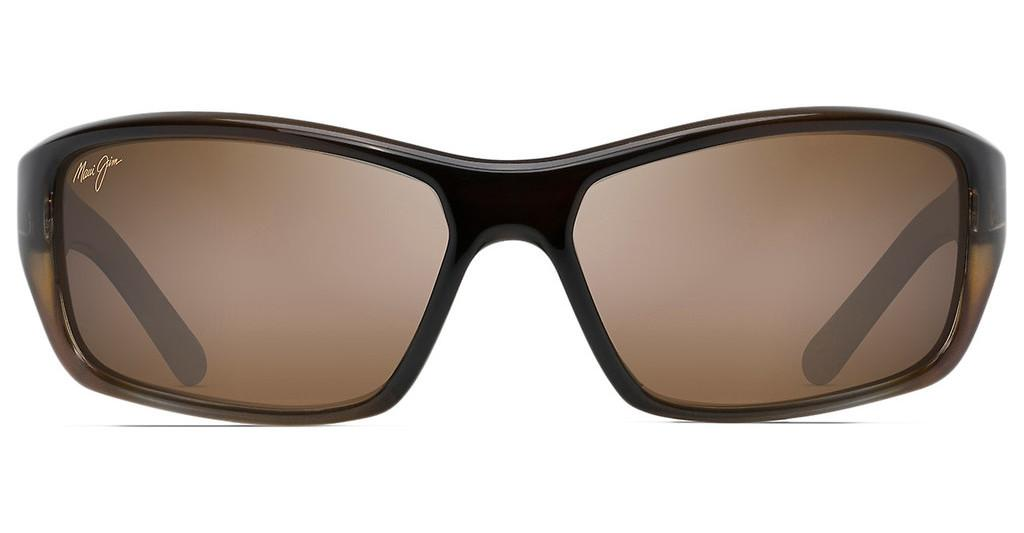 Maui Jim   Barrier Reef H792-16B HCL BronzeBrown with Gold