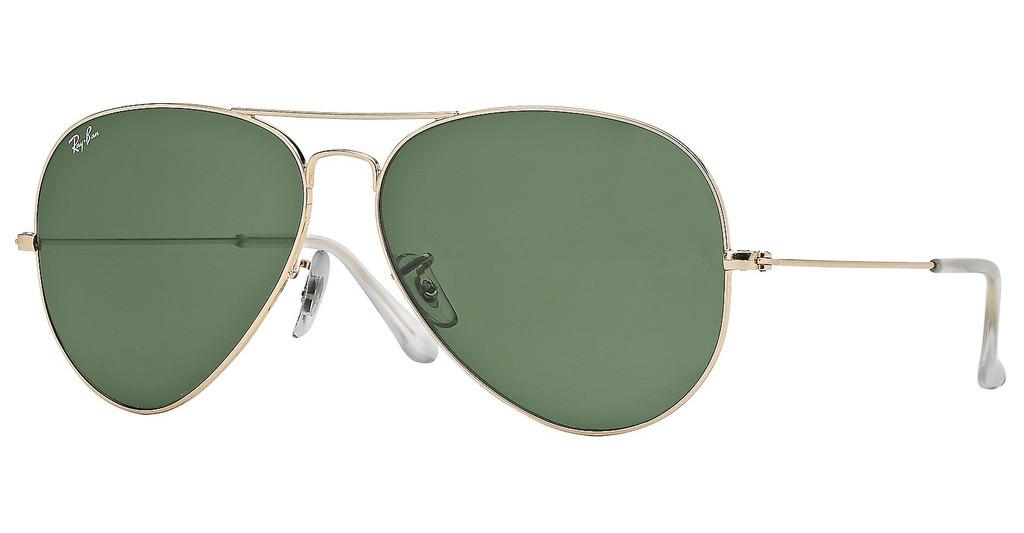 Ray-Ban   RB3025 001 G-15 GREENARISTA
